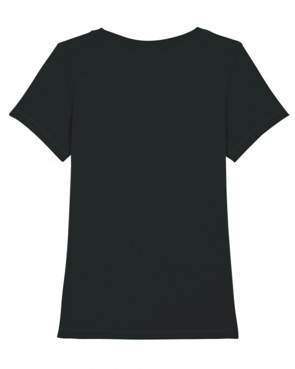 T-Shirt Femme Expresser Black