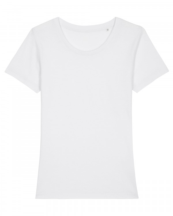 T-Shirt Femme Expresser  White