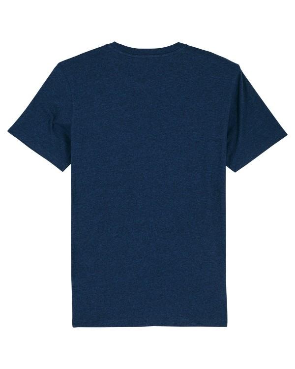 T-Shirt Creator Heather Blue