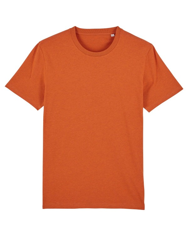 T-Shirt Creator Heather Orange